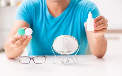 FAQ's About Contact Lenses